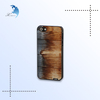Custom Design Antique Printed Carved Promotional Wooden Gift Cell Phone Hard Case