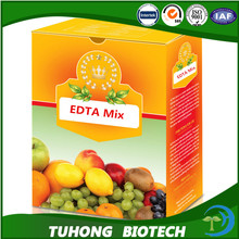 EDTA chelated micronutrients complex fertilizer 100% water soluble