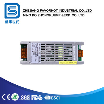 24V 60W Intelligent constant voltage standard RGB led transformer