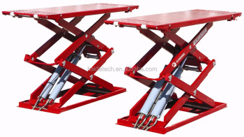 mini scissor car lift SXJS3018 mini scissor lift
