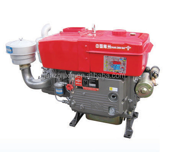 ZS195 water -cooled single cylinder diesel engine for sale