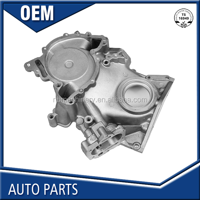 Cheap car parts Timing Cover, chinese car parts factory in china