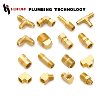 JH1417 brass fitting sizes fitting of brass copper and brass fittings