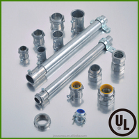 UL Listed EMT Pipe Conduit Connector Electrical Fittings