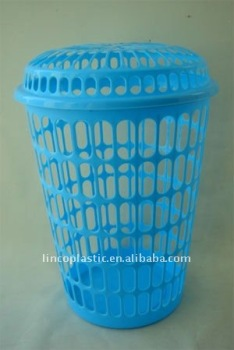 plastic tall hamper with lid buy plastic tall hamper with lid plastic laundry hamper laundry. Black Bedroom Furniture Sets. Home Design Ideas