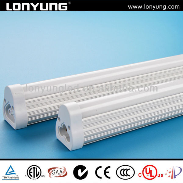 Good quality integrated LED T5 2700~7000K 2000LM t5 fluorescent lamp holder