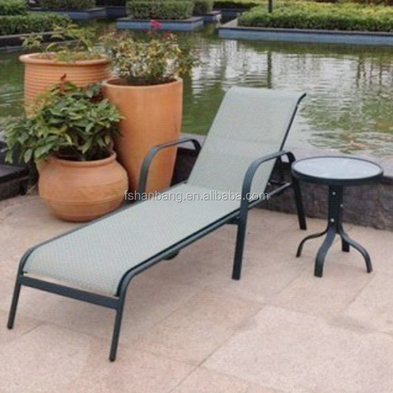 Garden Patio Aluminum Mesh Patio Furniture Bistro Table And Chairs Buy Alum