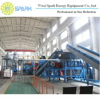 2015 High output waste tyre recycling machine Rubber Machinery Scrap Tyre Recycling to Rubber Powder Plant