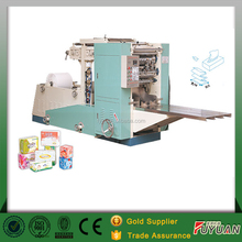 Fuyuan automatic V-fold paper hand facial napkin towel making machine