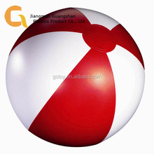 jumbo inflatable pink water toy beach ball