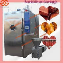 Smoked Duck/Chicken Machinery|Fish/ Sausage/Chicken/Duck Smoking Machine|Bacon Smoked Equipment