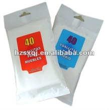 10pcs 40pcs disposable mop wipe OEM welcomed