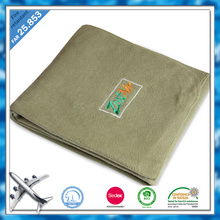 China alibaba high quality 100% polyester embroidery design home blanket