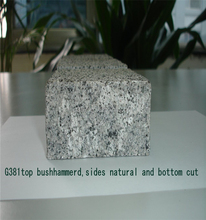 grey granite cube stone for outdoor paving