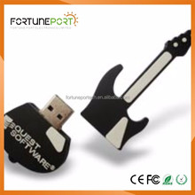 Cool Gadgets Bulk Cheap USB Flashdrive Guitar Shaped Custom USB Drives 128gb from Shenzhen Fortech