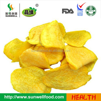 Lom Temperture Vacuum Fried Sweet Potato Chips (Healthy Snacks)