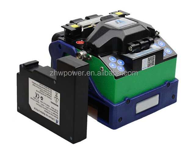 Eloik Mini Type ALK-88A Fiber Optic Fusion Splicer