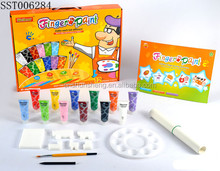 2016 New Baby 12 colors fingers painting set