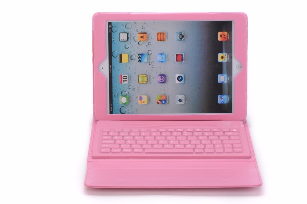 Factory Stock Sale ! wireless bluetooth keyboard factory price bluetooth keyboard for ipad air 1/2