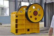 SX 2012 Smart and Small Jaw Crusher