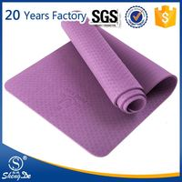 custom wholesale nude yoga sex anti slip yoga mat eco friendly