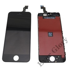 *Wholesale price lcd display touch screen digitizer for iphone 5 lcd