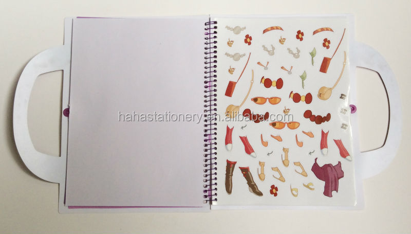 Sell PP coloring book/children book/spiral notebook