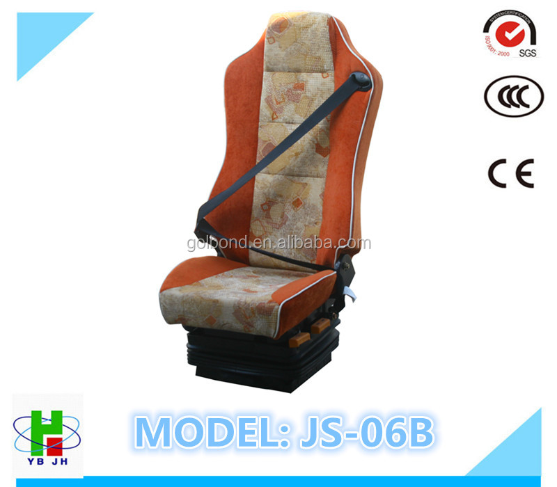 Truck hydraulic driver seat with genuine quality and fair price
