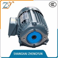 Electric variable frequency motor high voltage motor