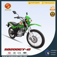 Motorcycle Dirt Moto New Design Cheap Products Made In China SD200GY-12