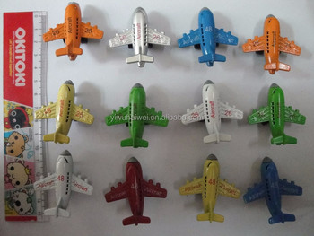 Promotion small toys airplane mini toys for kids