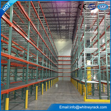 Logistic electronic equipment united steel products pallet racks