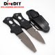 Factory Price Scuba Diving BCD Knife With Blunt Or Sharp Tip