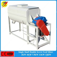 High efficiency pig feed grinding and mixing machine for sale