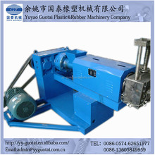 single degassing screw extruder cleaning machine plastic granulator made in china