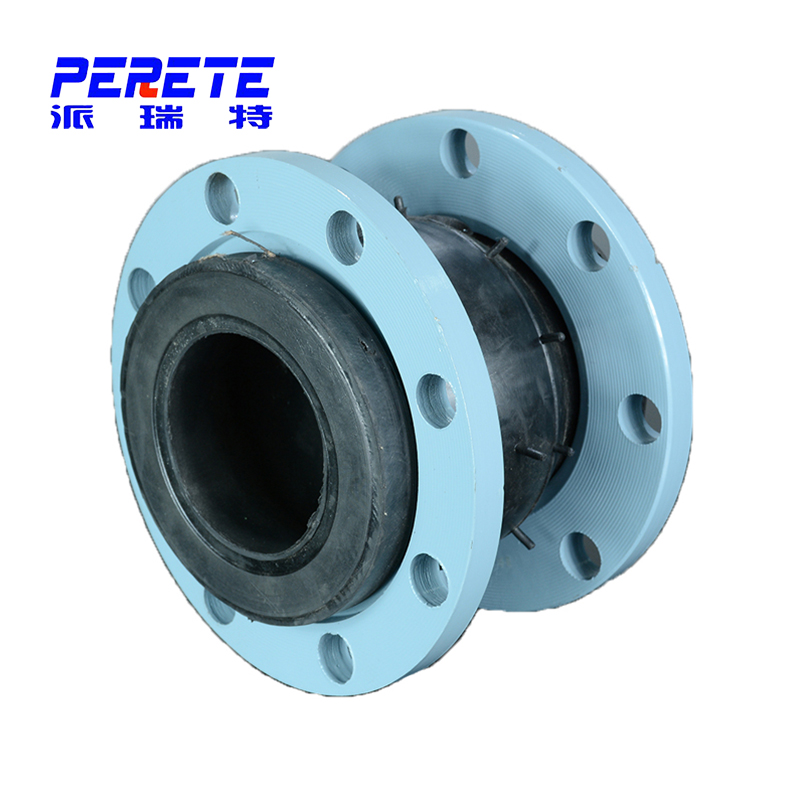 High Temperature Carbon Steel Flange Connect Flexible Rubber Joint/ Expansion Joints
