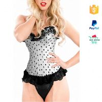 Wholesale Seamless Sexy Girls Sexy Dot Corset