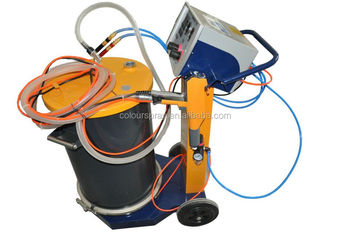 Electrostatic Powder Coating Equipment Powder Coating Spraygun Machine