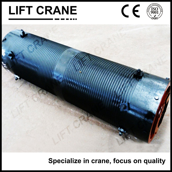 Wire Rope Crane Winding Rotating Drum