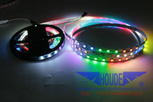 Programmable magic color RGB RGBW 5050 WS2812B /6812 flashing led strip light