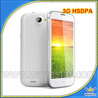 WCDMA 850 1900 MHz 5.0MP Camera 5'' IPS Dual Core OEM mt6572w Smart Phone