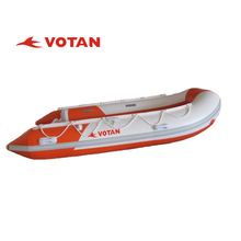 3m 4 person PVC 0.9mm or 1.2mm inflatable boat with engine