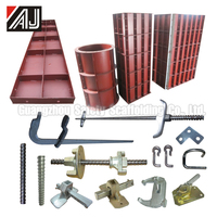 Steel Panel Clamp Formwork Recycle Used