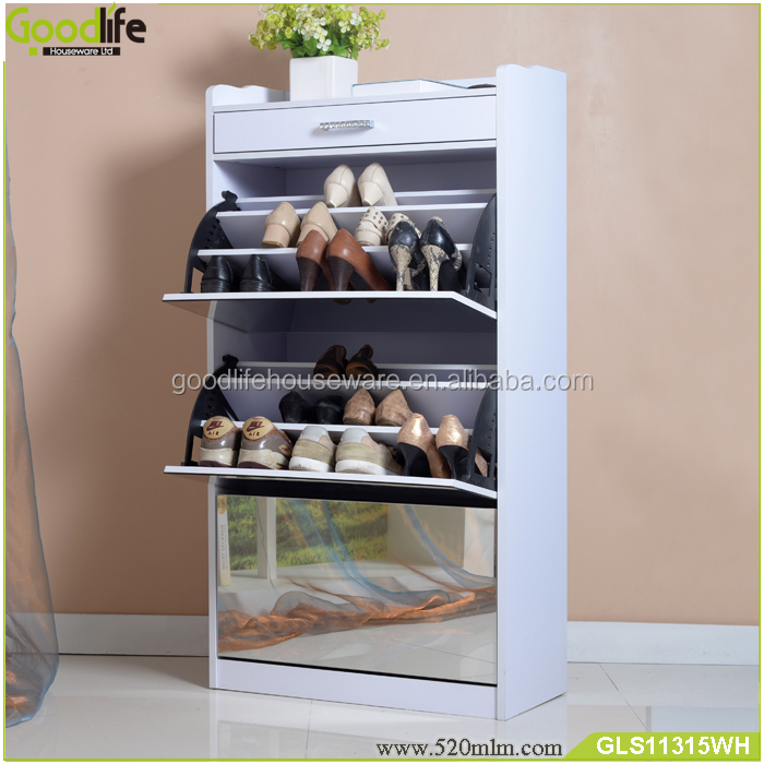 China wholesale home furniture shoe rack entryway storage rack