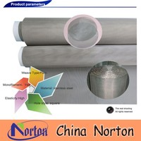 Stainless steel liquid filter sieve tube/round filter/water well screen pipe price NTM-F5483H