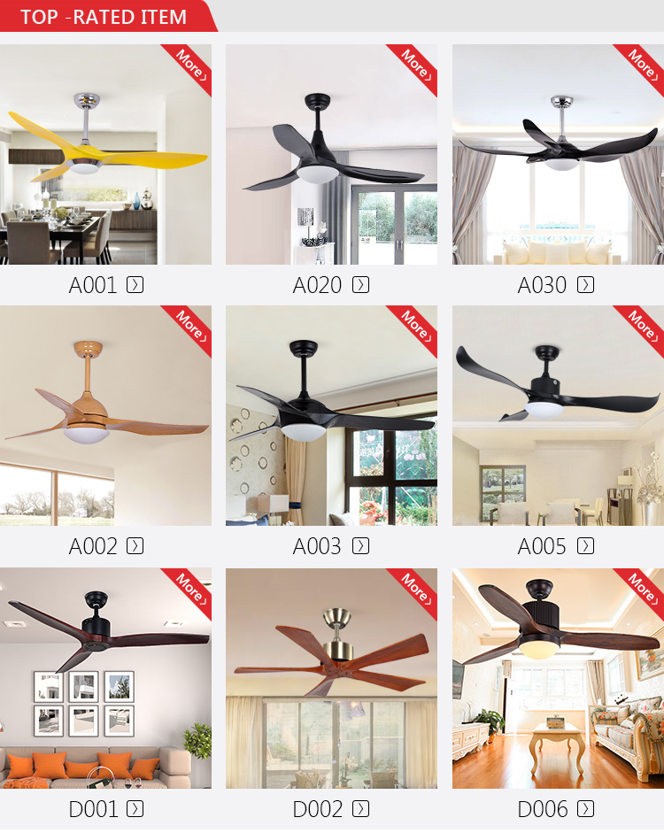Classical decorative living room fancy ceiling fan light