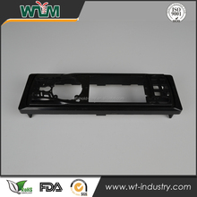 Professional China manufacturer molded custom OEM motorcycle auto spare molding parts plastic parts