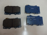 japan used car auction brake pads for toyota landcruiser OEM: 04465-60230