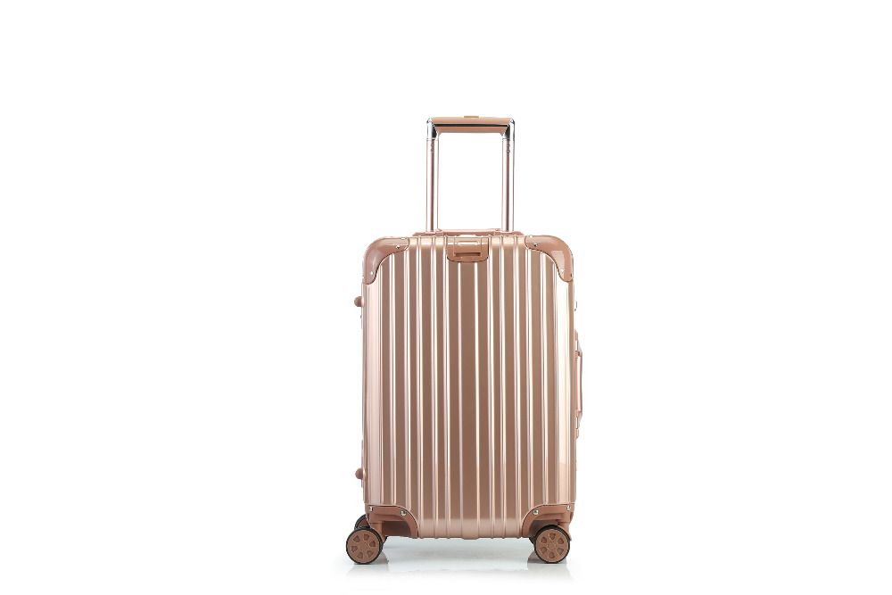 BEIBYE Custom large capacity abs+pc trolley luggage bag