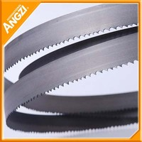 Strong/Protective Tooth Bimetal Band Saw Blade For Cutting Steel Pipe Tube